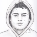 Police Release Sketch of Suspect in April Shooting
