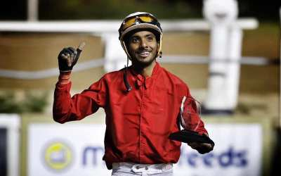 Magic Touch: Chadee Jr. Riding Stakes Winners