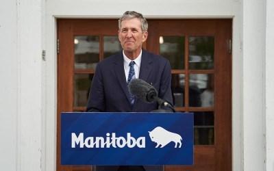 Manitoba Premier Brian Pallister Stepping Down, Won't Seek Re-Election