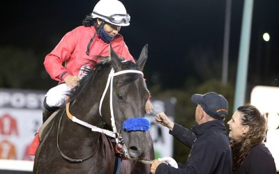 Assiniboia Downs Marks Record Season with a Fine Finish