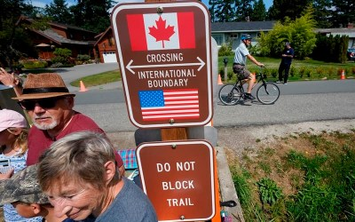 After 19 Months, U.S. Land Border to Reopen to Vaccinated Canadians in November