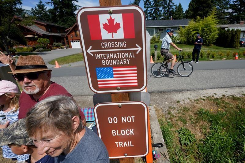 Canada - U.S Border