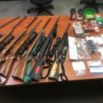 Drugs, Weapons Seized from Dauphin Home