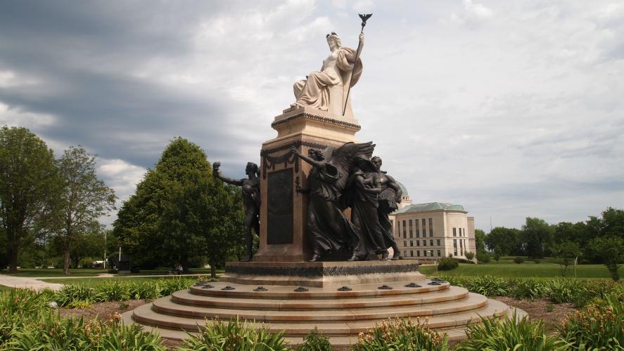 Des Moines State Capitol