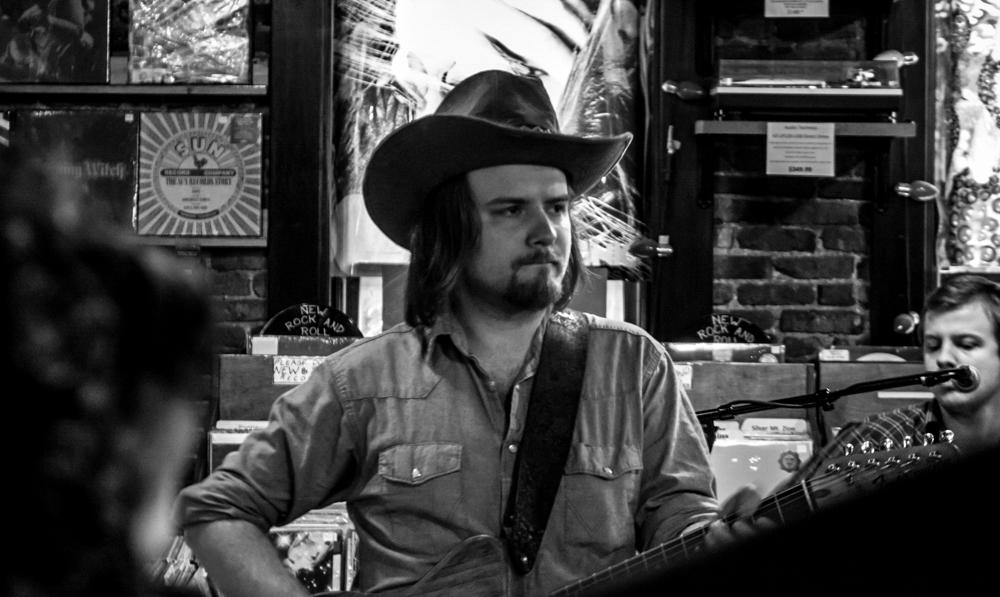 Sturgill Simpson Grimeys Nashville