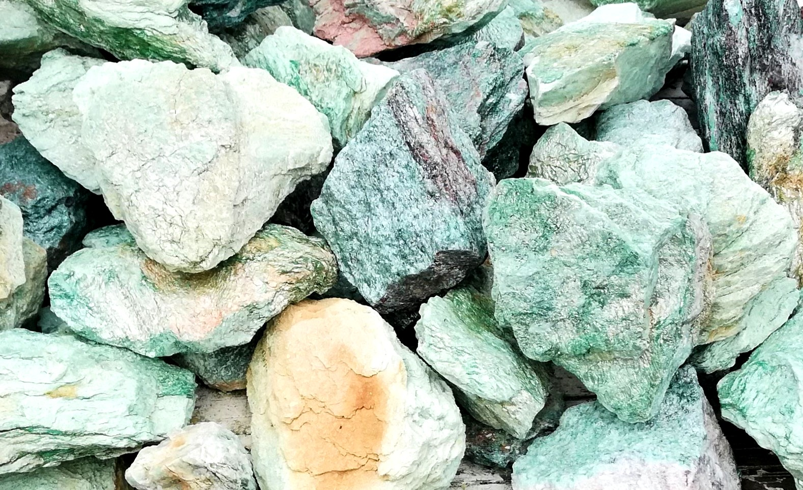 Fuchsite Big Mikes Rock Shop Kentucky