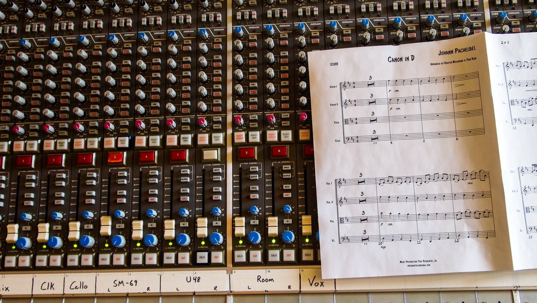 Castle Recording Studio Nashville