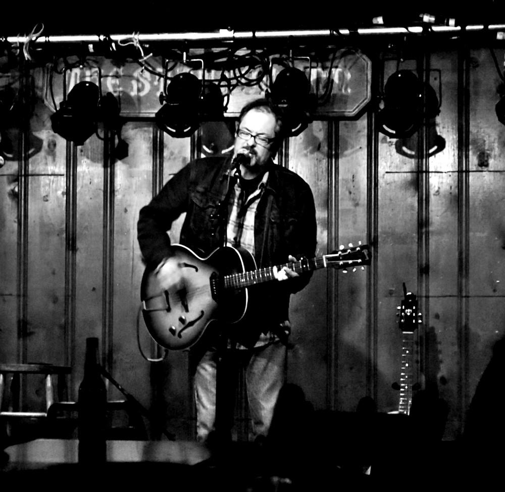 Kevin Gordon Station Inn Nashville Live