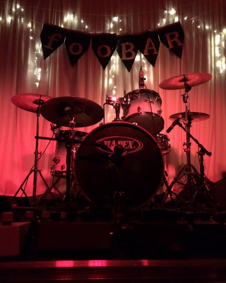 P4 band foobar East Nashville Live