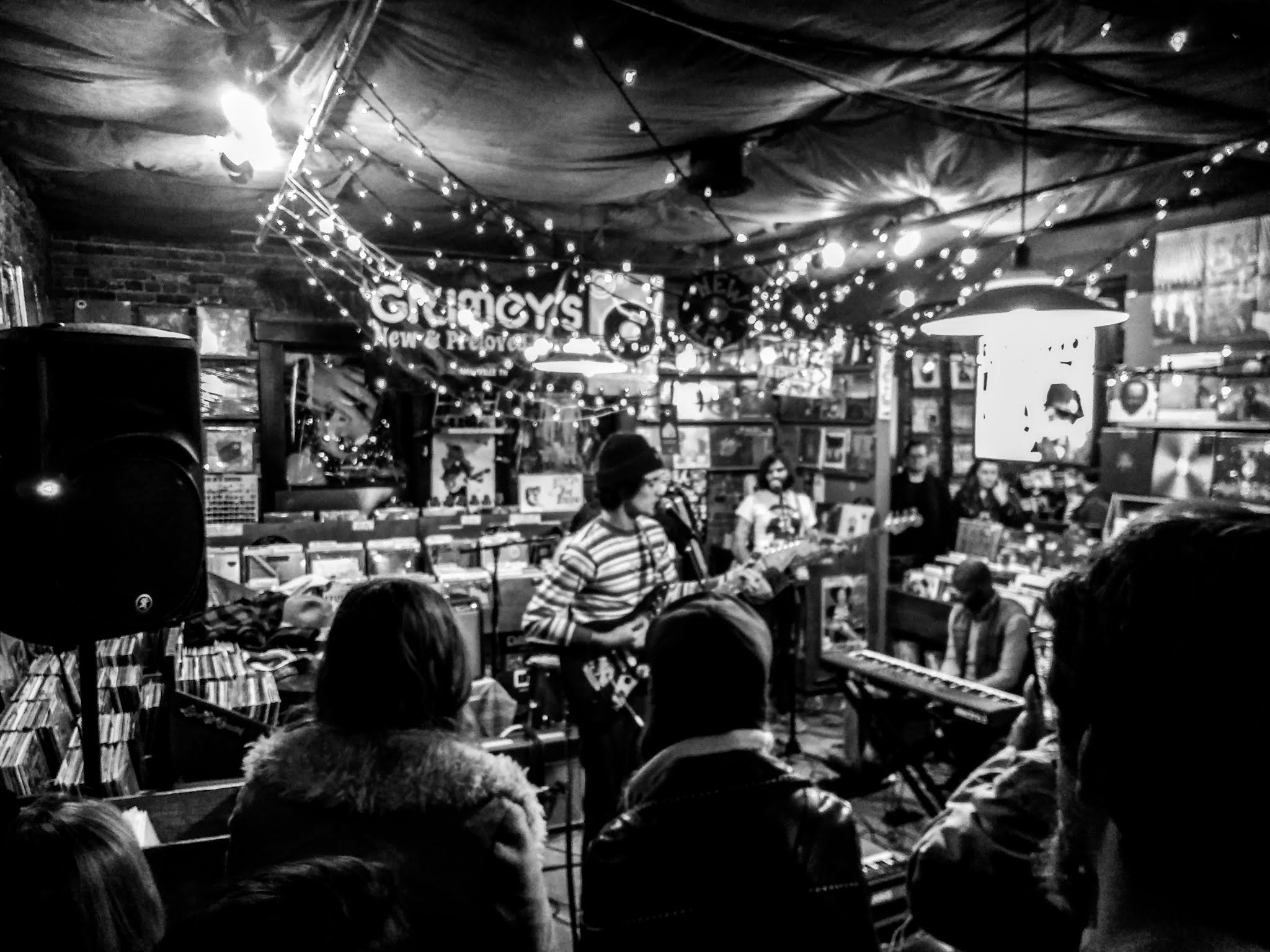 Ron Gallo Grimeys Nashville