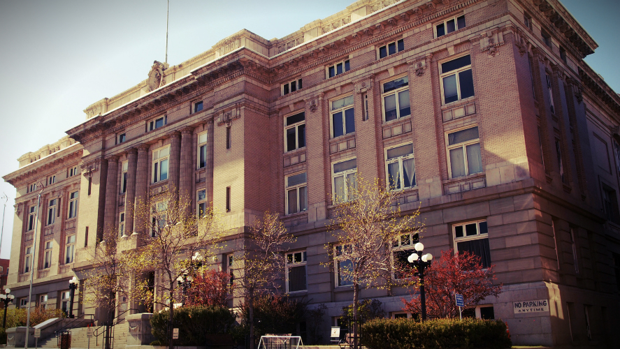 Butte Silver Bow Courthouse
