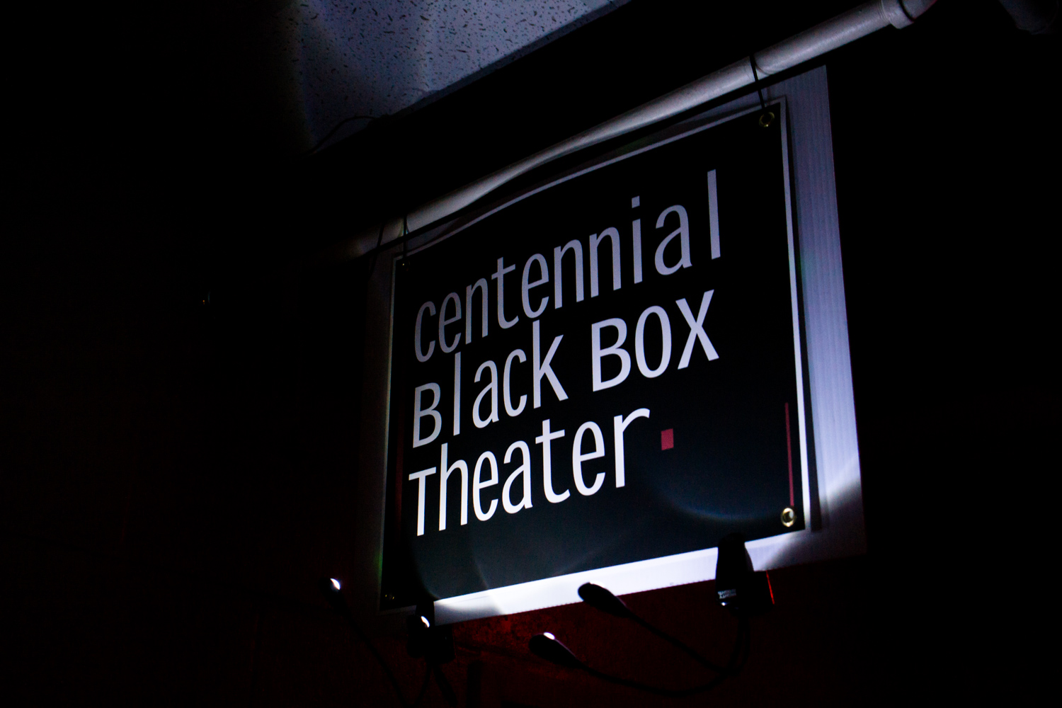 Centennial Park Black Box Theater Nashville Live