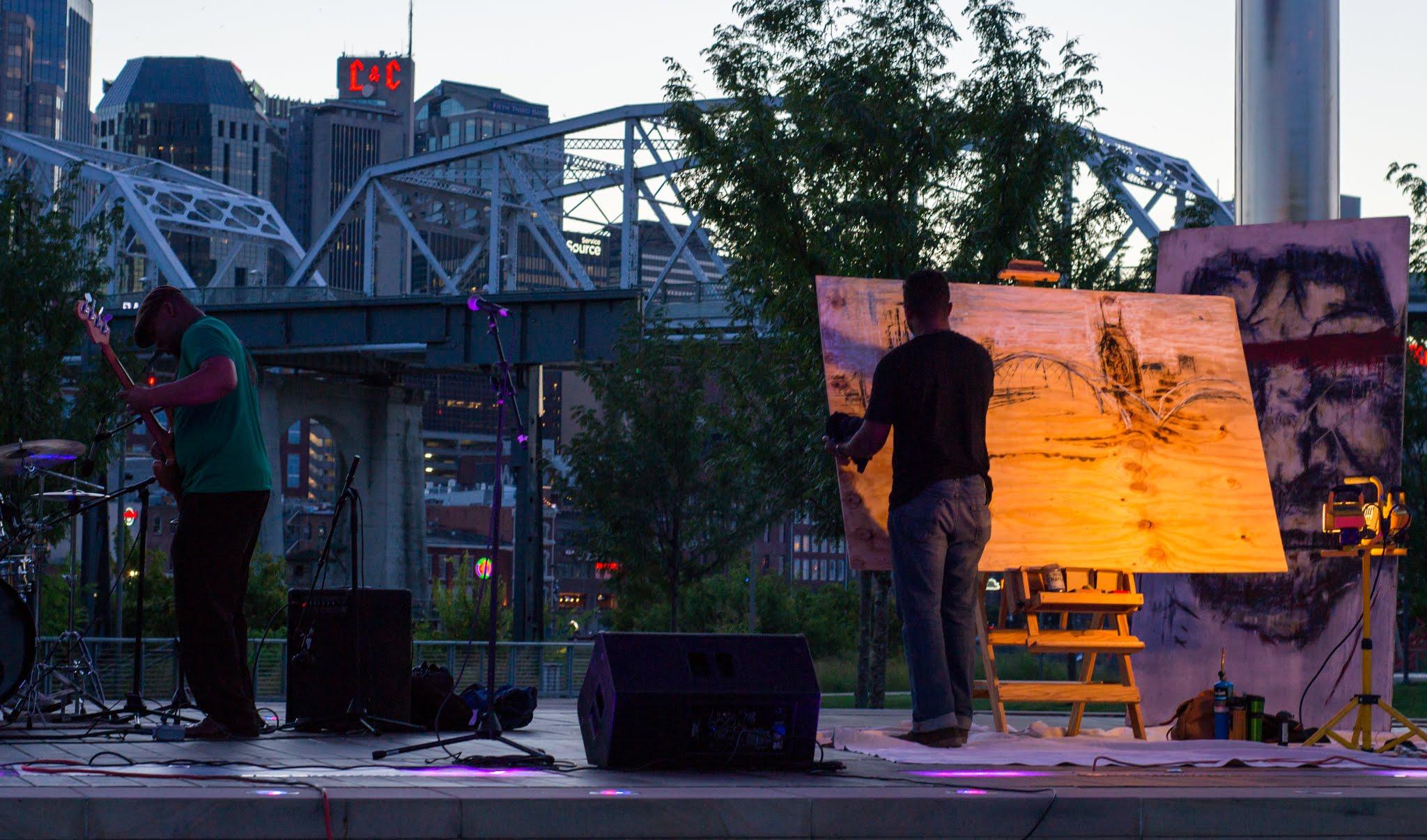 Concurrence Stephen Watkins Cumberland Park Live Nashville