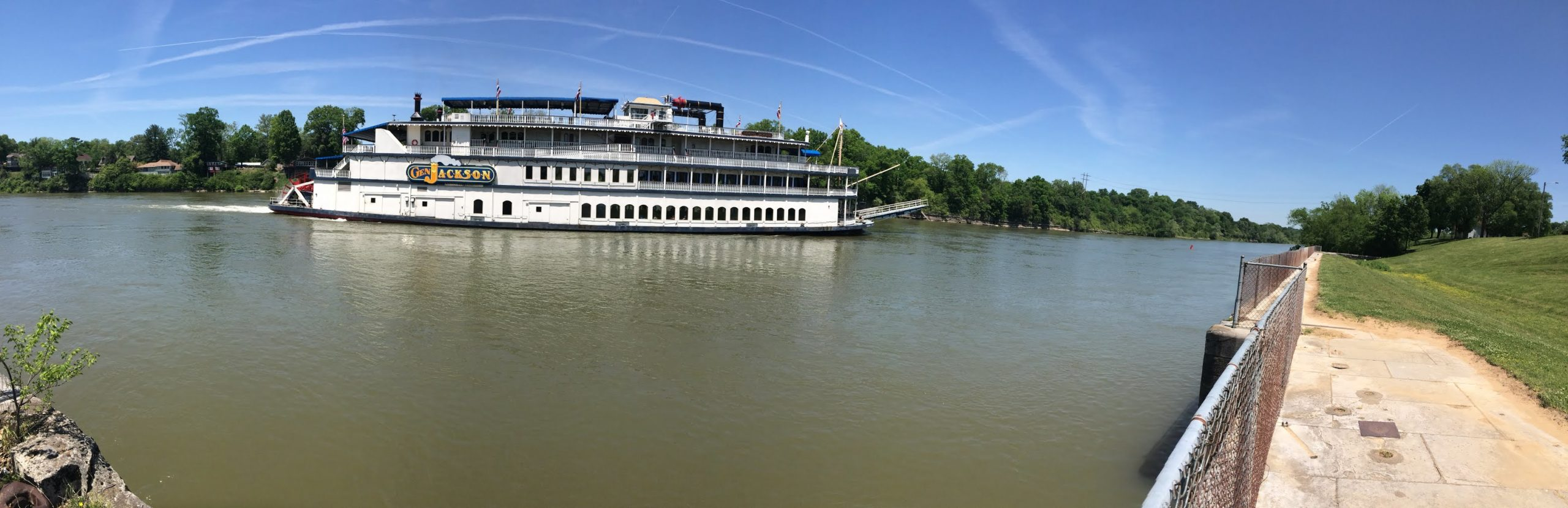 General Jackson Showboat Nashville