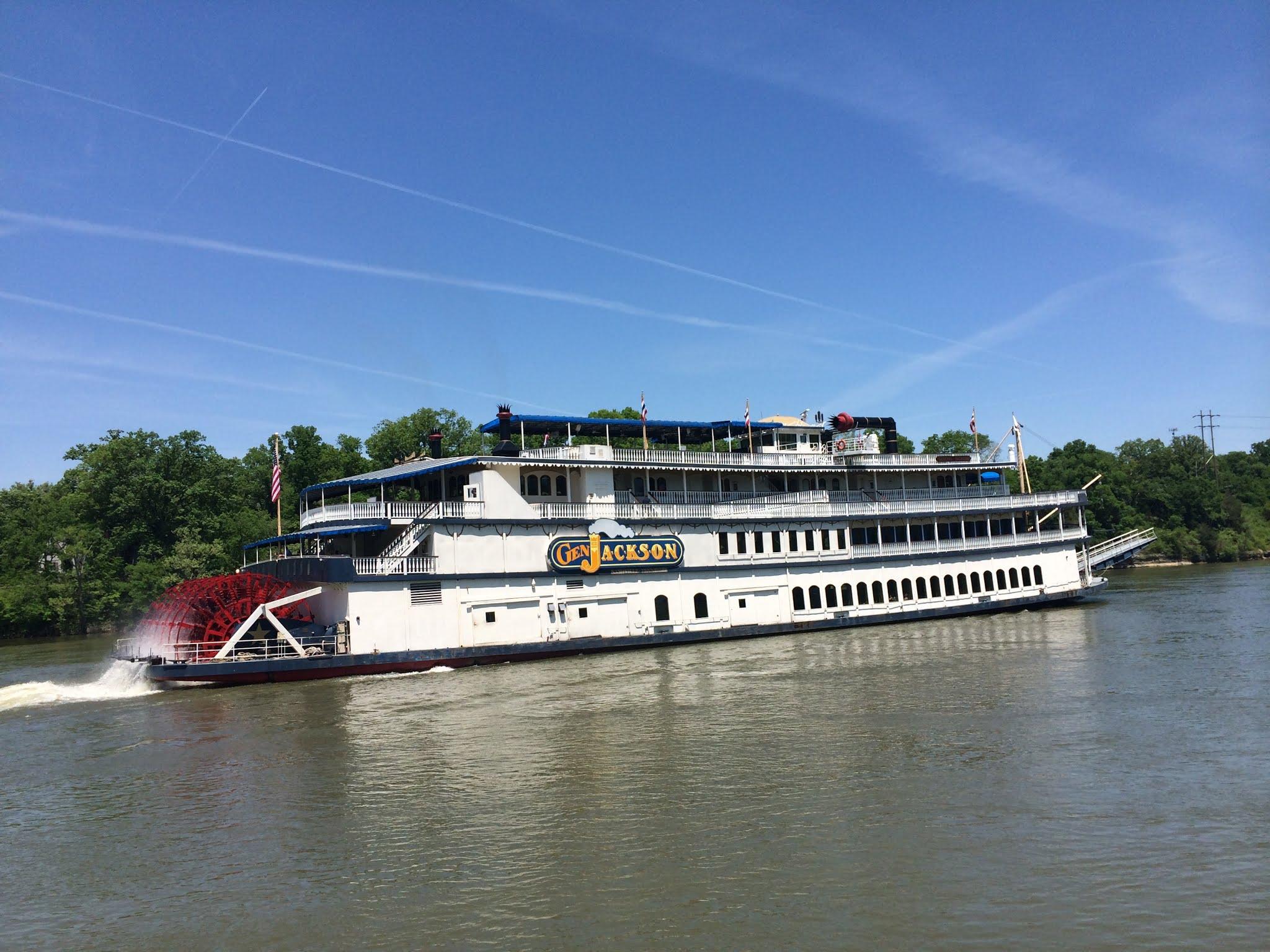 General Jackson Showboat Nashville
