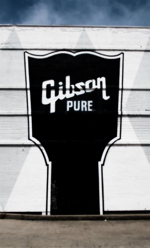 Gibson Guitar Repair Church Street Nashville