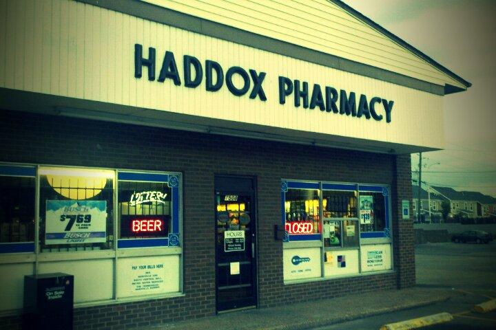 Haddock Pharmacy Charlotte Ave.