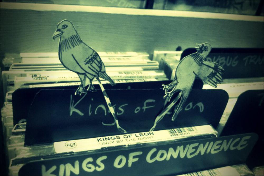 Kings of Leon Grimeys Nashville