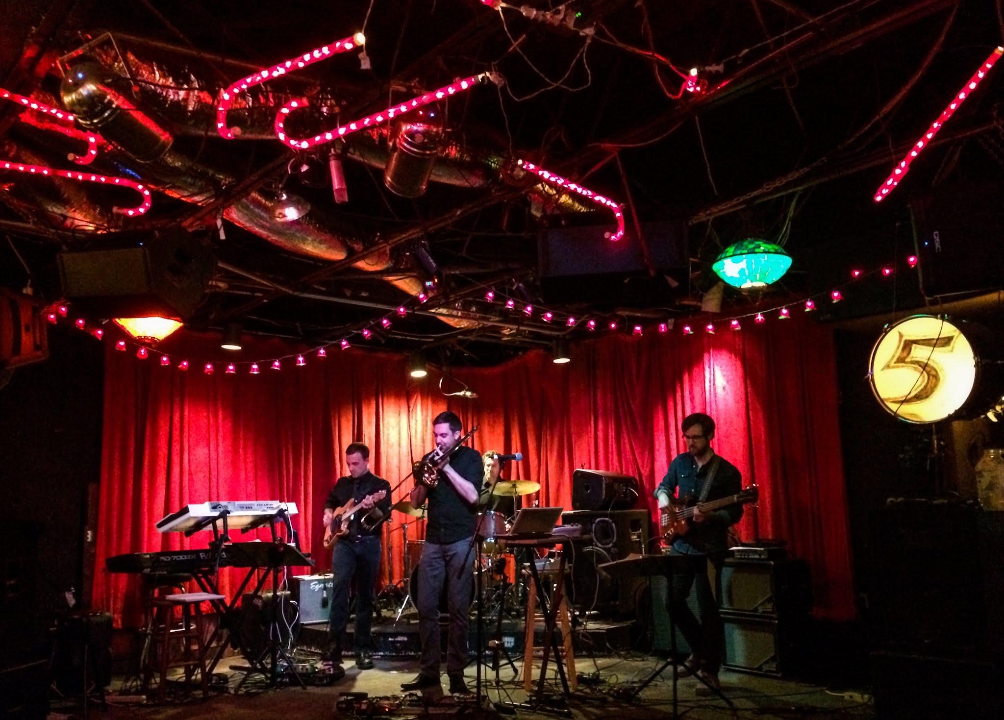 Oscar Utterstrom Live Nashville Five 5 Spot