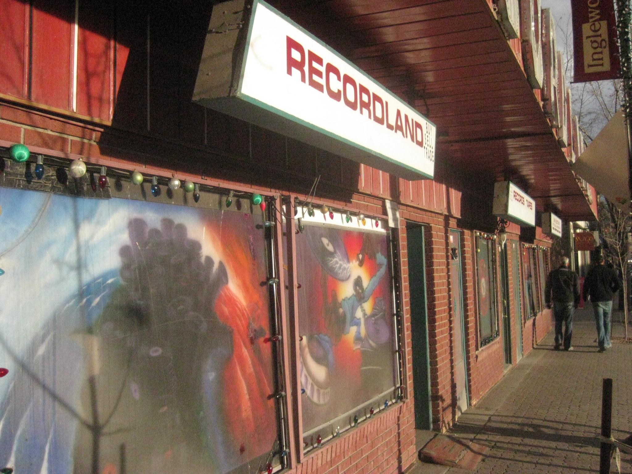 Recordland Calgary