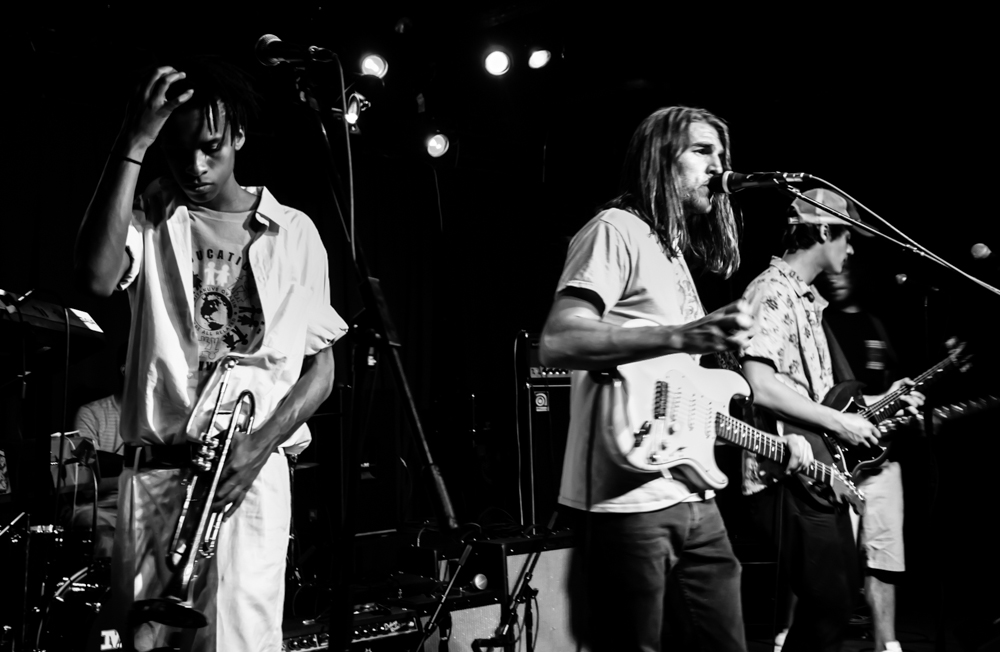 Roots Rebellion ROAR Band Nashville Live Mercy Lounge