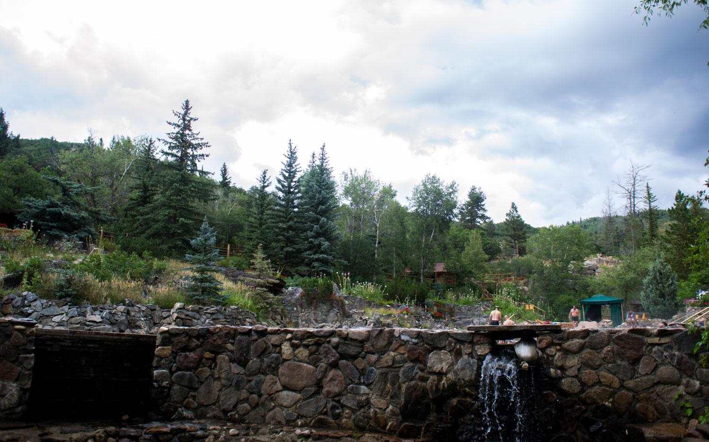 Strawberry Park Hot Springs Steamboat Springs Colorado