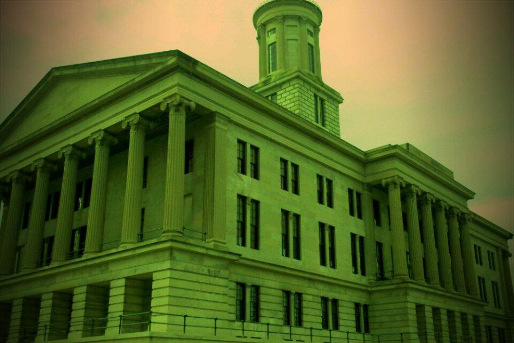TN State Capitol Nashville