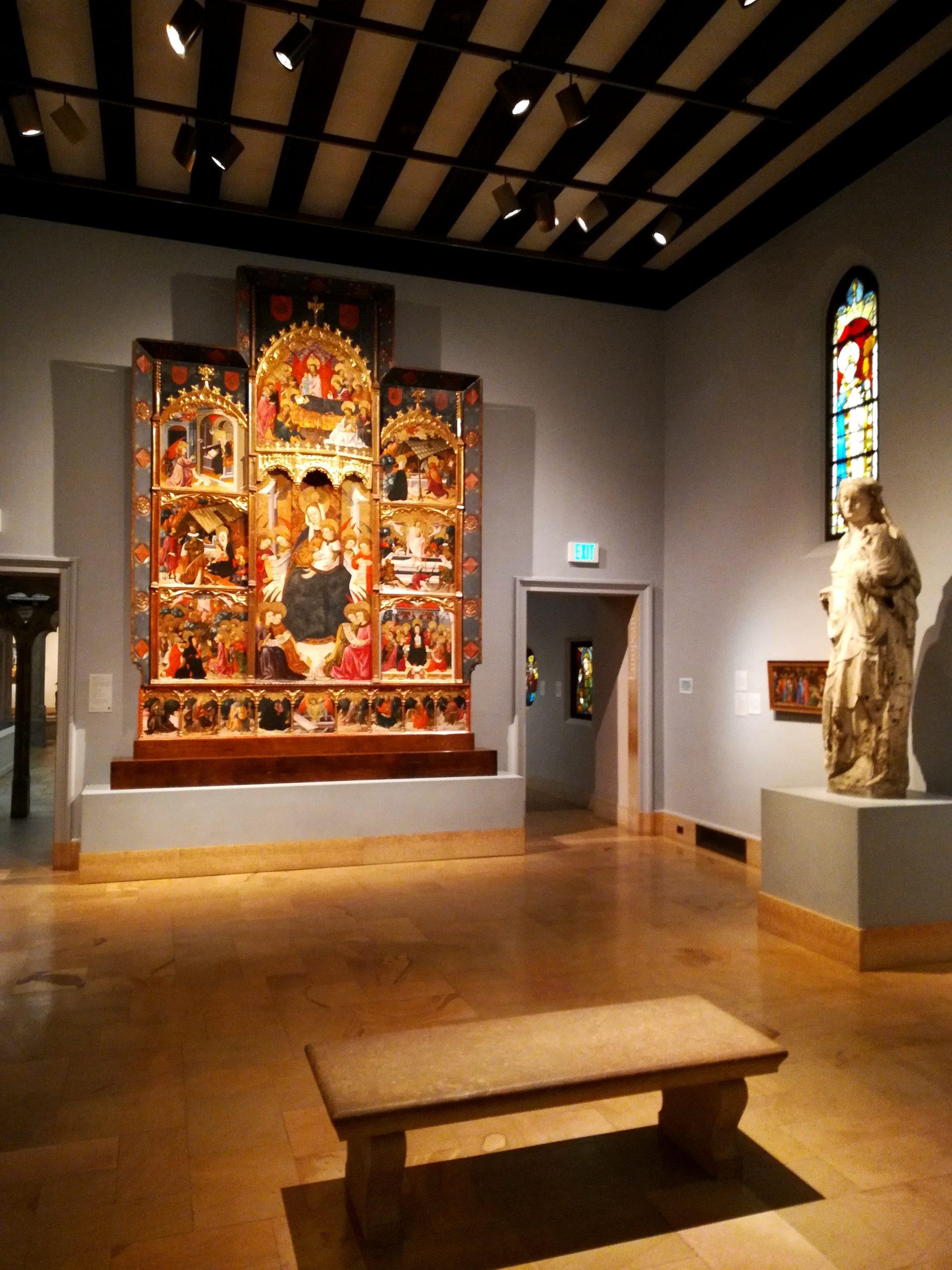 Christian Installation Nelson-Atkins Museum of Art Kansas City KCMO