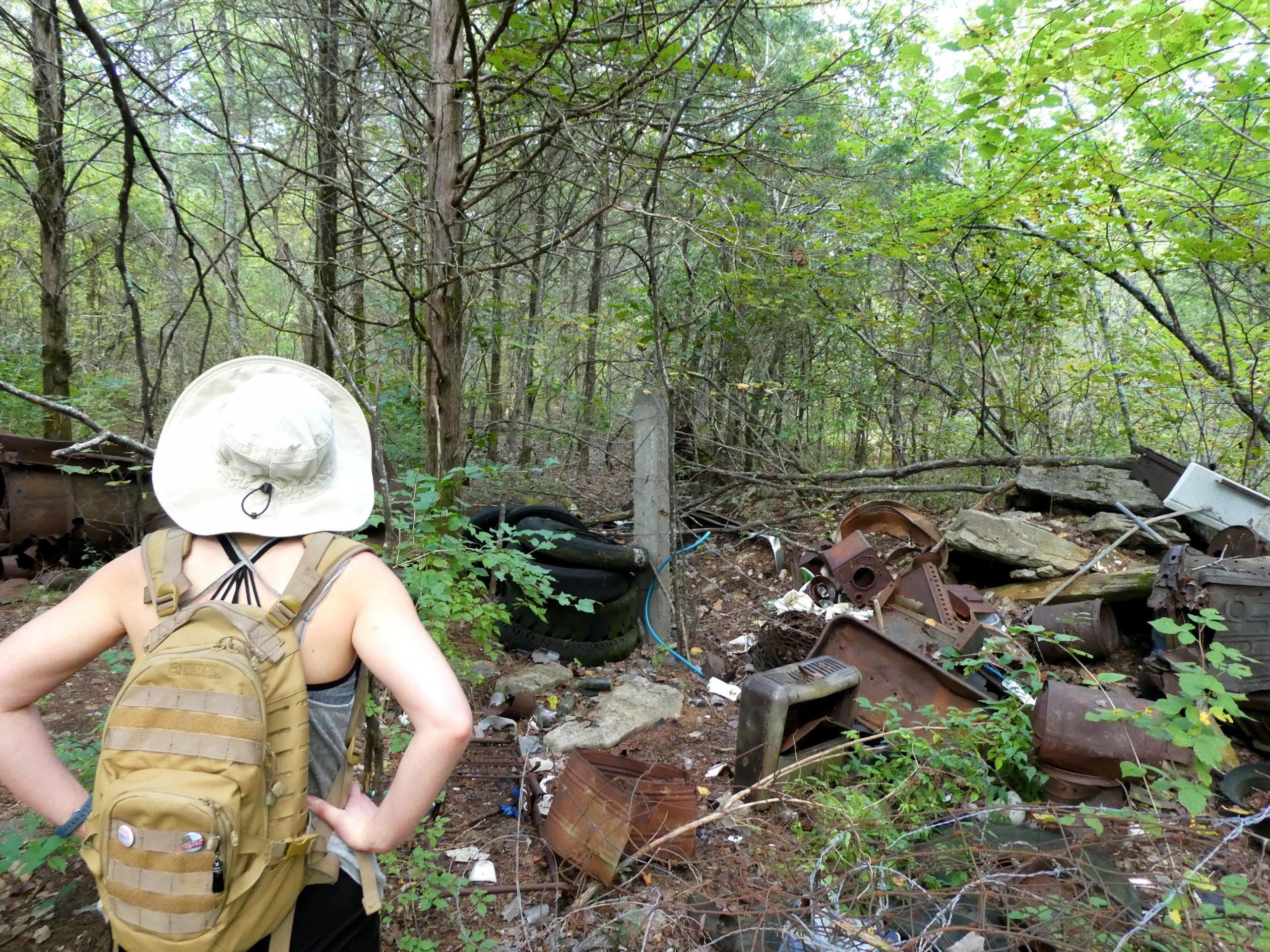 Flat Rock Cedar Glades and Barrens Murfreesboro