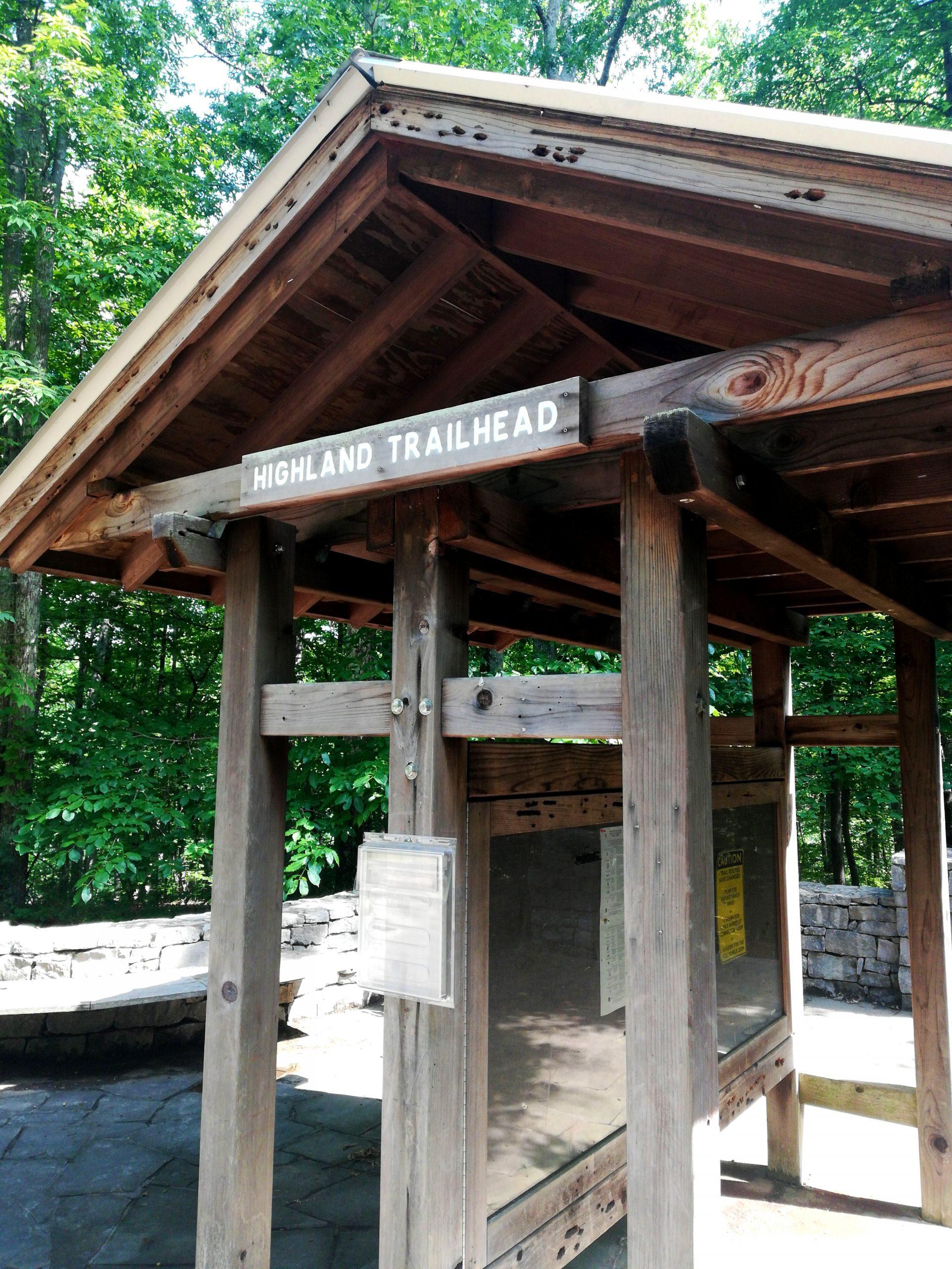 Highlands Trailhead Beaman Park Photos