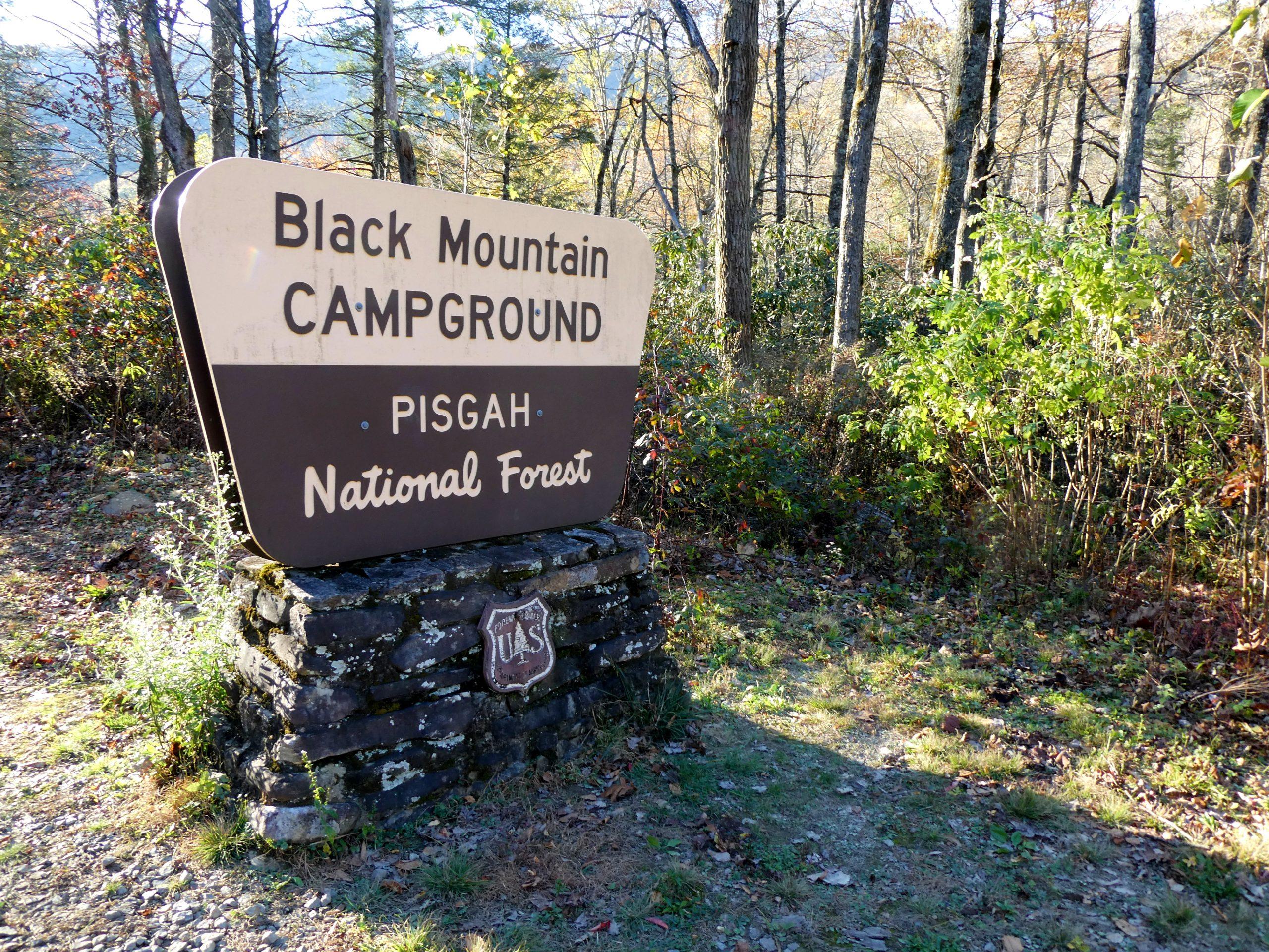 Black Mountain Campground Photos