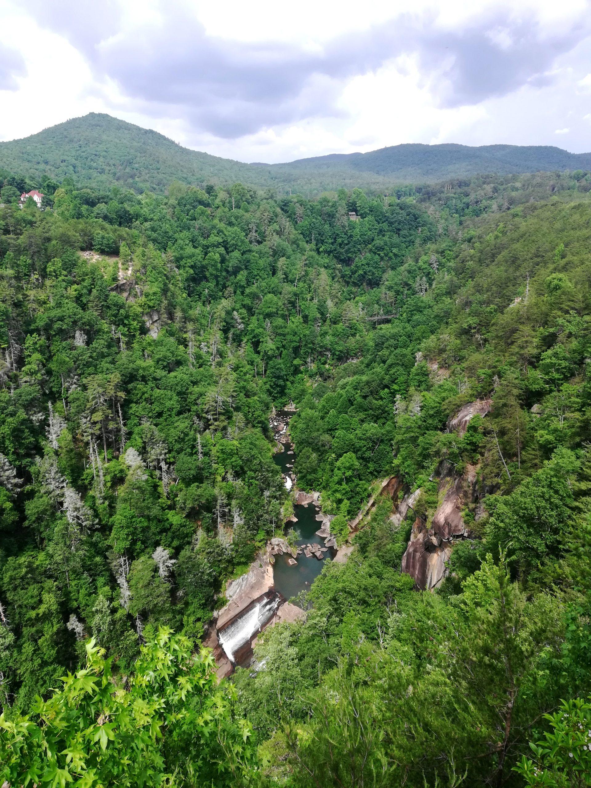 Tallulah Falls Gorge State Park Georgia