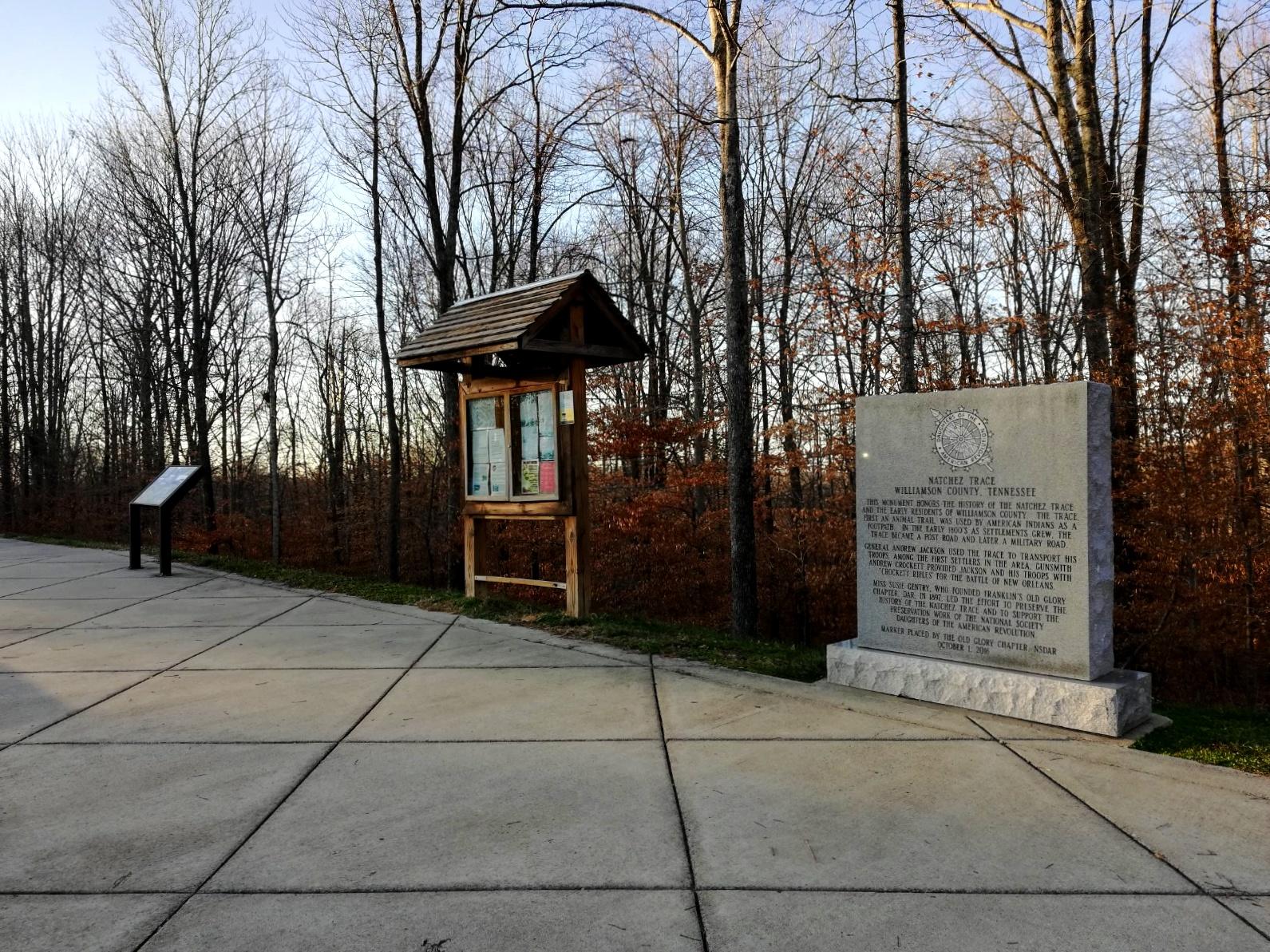 Timberland Park Natchez Trace Franklin