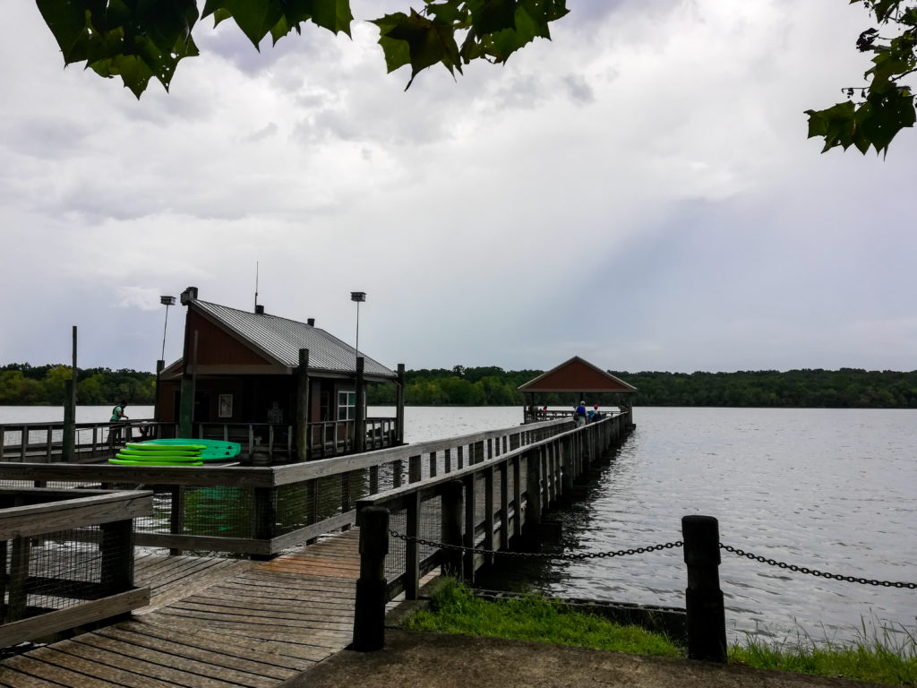 Couchville Lake Long Hunter State Park