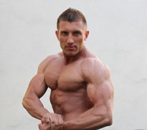 after Bodybuilder