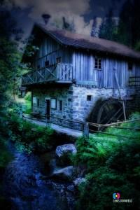 Orton-Mühle w