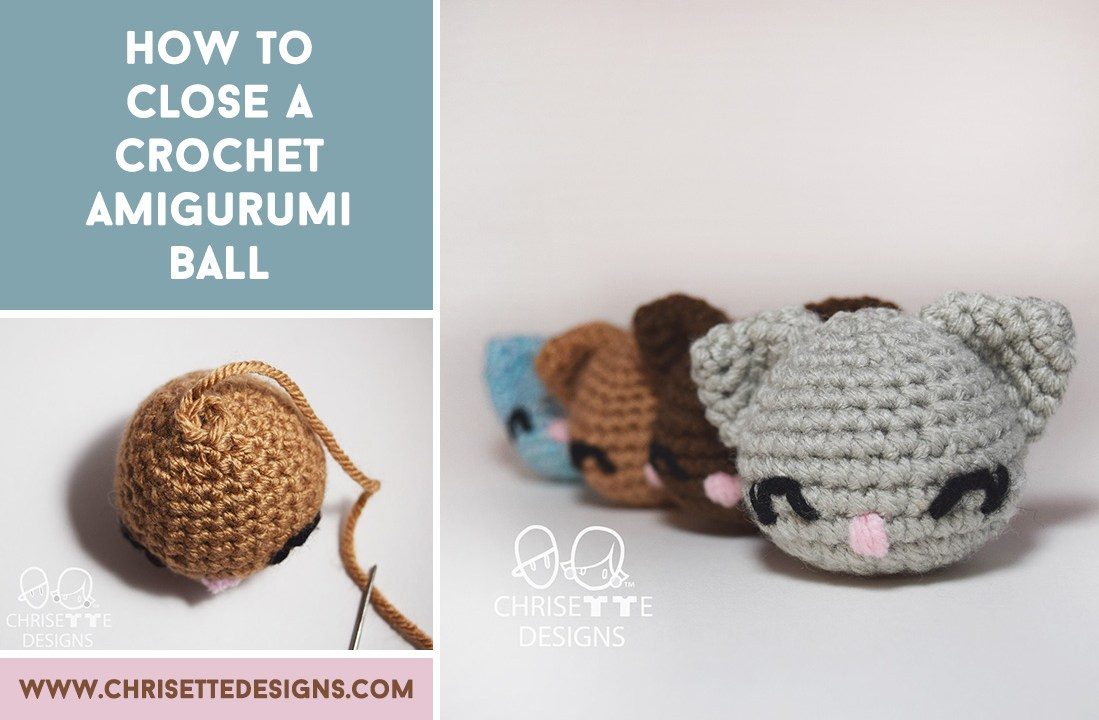 Crochet Ball: Ten Peaks Modern Stuffed Dog Toy Amigurumi | Etsy | 720x1099