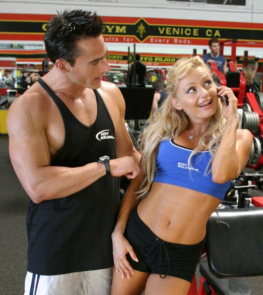 Fitnesstrainer Wien