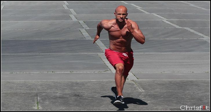 Sprinten Fitnesstrainer Personaltrainer Wien
