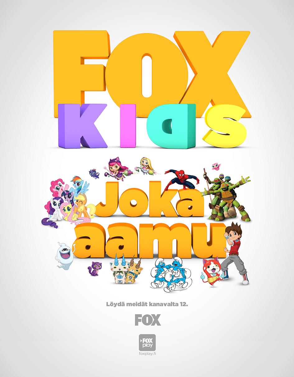 Fox Kids poster 2