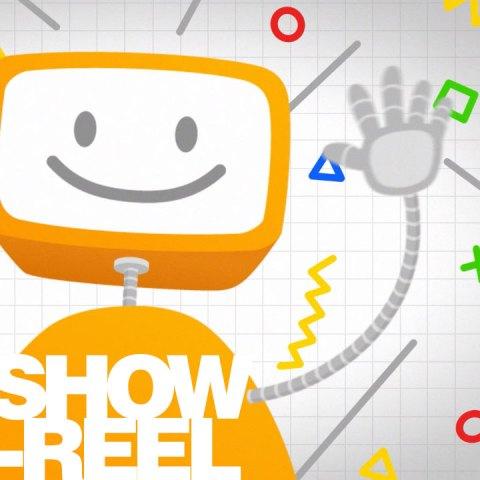 Showreel robot