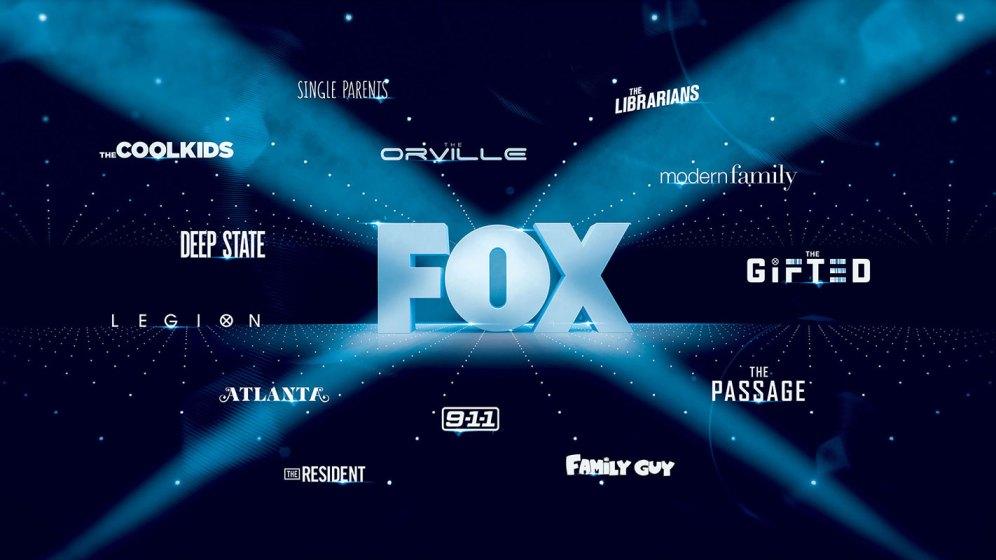 Fox at Comic Con