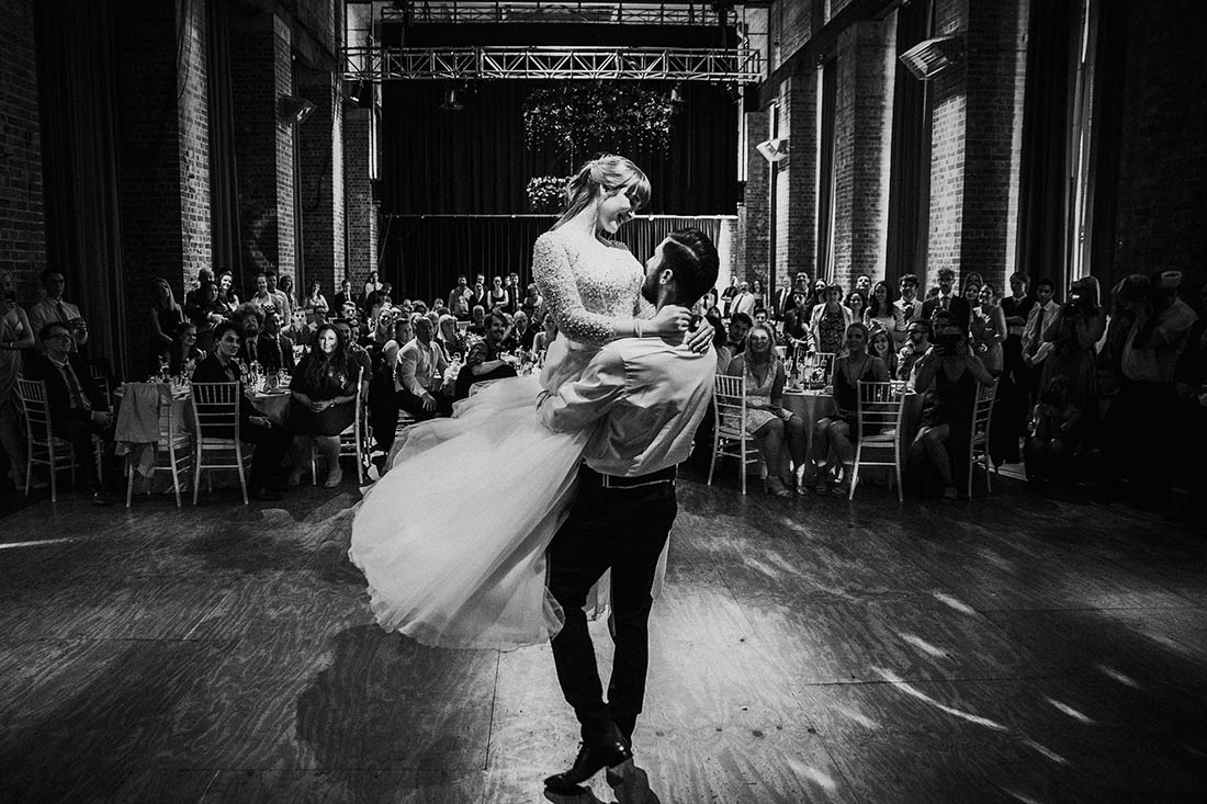 Dancing Wedding Photography in Melbourne