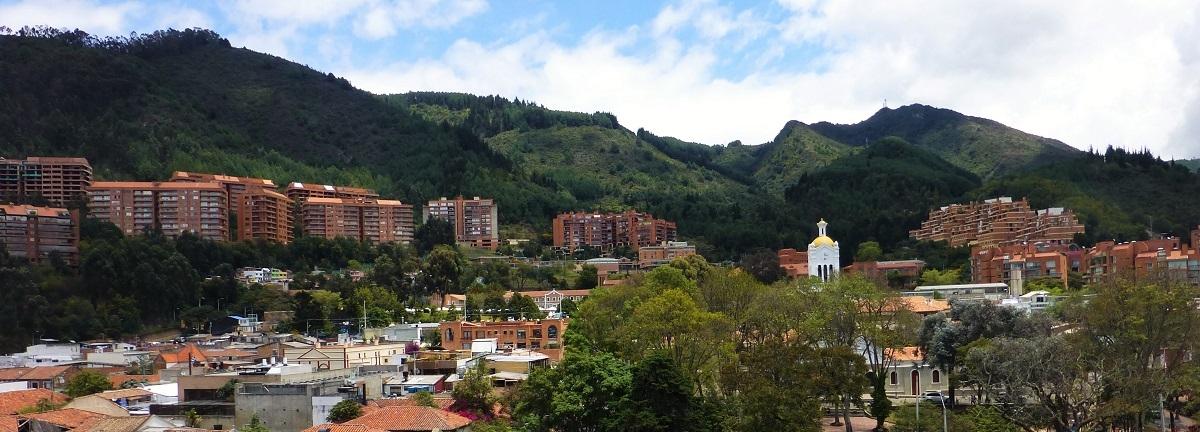 Baby Steps in Bogota