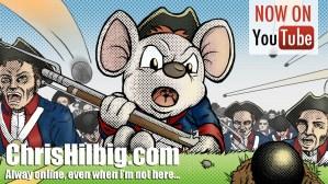 ChrisHilbig.com has it's own YouTube channel!