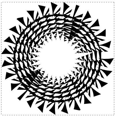 whacky fractal pattern