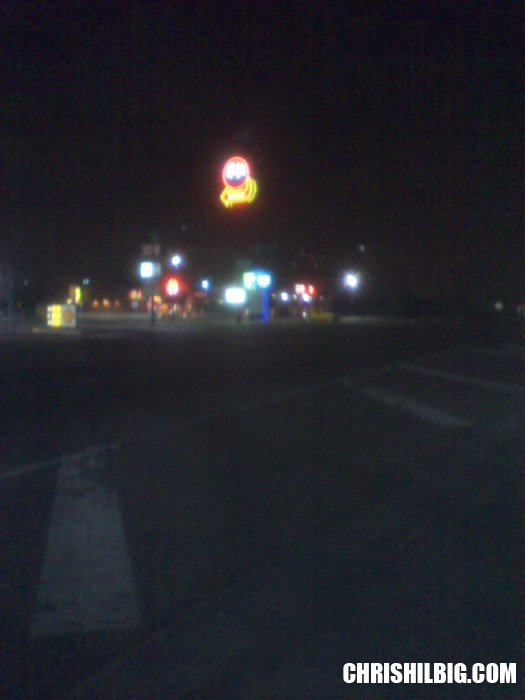 US Highway 281 in McAllen, Tx at 3 am on a Sunday morning. Good luck finding breakfast!