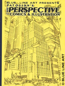Book Review: Basic Perspective For Comics & Illustration