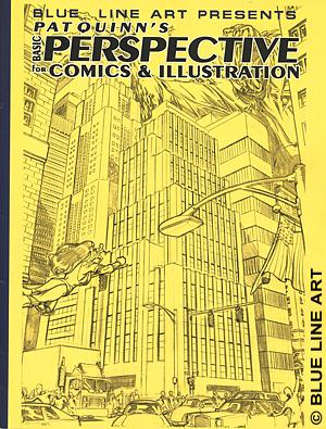 Pat Quinn's Basic Perspective for Comics & Illustration