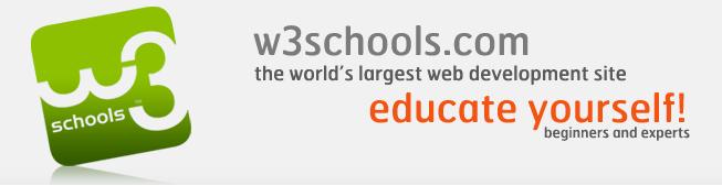 w3schools.com logo